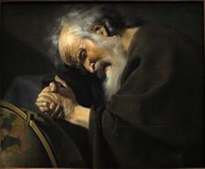Heraclitus, by Johannes Morels