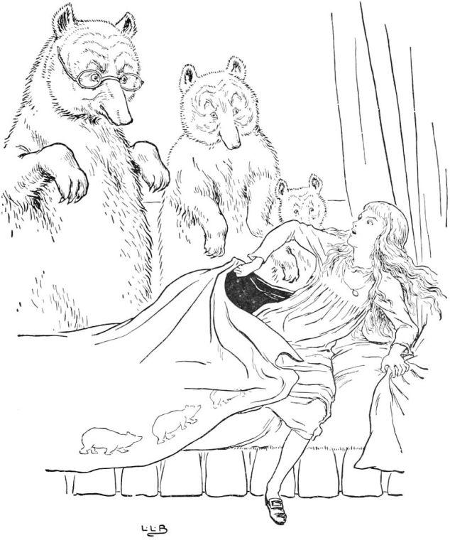 Illustrated by Leonard Leslie Brooke, 1899