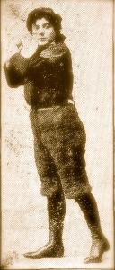 Maud Nelson, 1890s