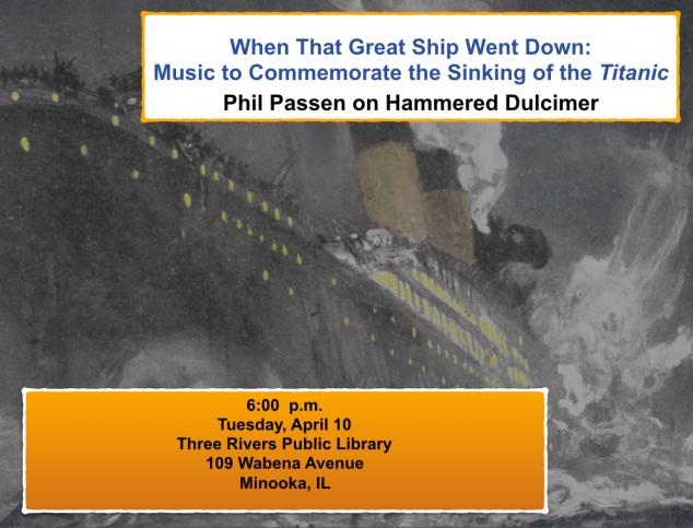 Titanic Flyer