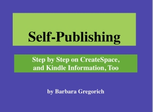 Self-Pub for Blog